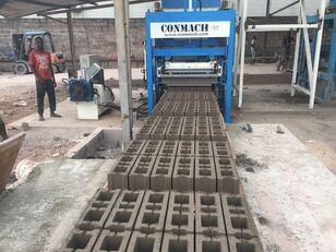 new CONMACH BlockKing-25MS Concrete Block Making Machine -10.000 units/shift block making machine
