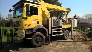 Ruthmann Podnośnik koszowy Ruthmann T220  bucket truck
