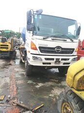 HINO 500 concrete mixer truck