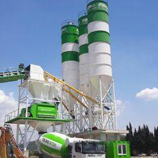 new FABO POWERMIX-130 CONCRETE PLANT   NEW GENERATION concrete plant