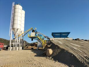 new PROMAX Planta de Hormigón Móvil M60-SNG (60m³/h) concrete plant