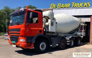 DAF 85 11m3 CONCRETE MIXER concrete pump