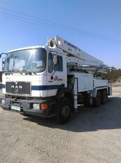 Putzmeister BRF3615H on chassis MAN 27-322 36 M concrete pump