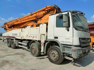 Zoomlion ZLJ5440THB on chassis MERCEDES-BENZ Actros 4141-56m concrete pump