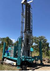 new SANROCK 250m drilling rig