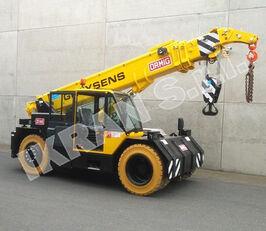 new ORMIG 25 tmE mobile crane