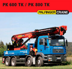 PALFINGER PK 800 TK mobile crane