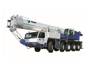 TADANO ATF110G-5, 2013, for sale! mobile crane