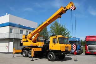 TATRA 815 AD 20 T, 6x6, AFTER REPAIR, GOOD CONDITION mobile crane