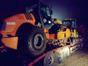 HAMM 3412 Year 2009 Gładki // okołkowany  single drum compactor