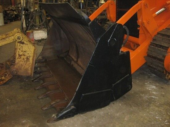 FIAT HITACHI FL175 (CAZO) front loader bucket