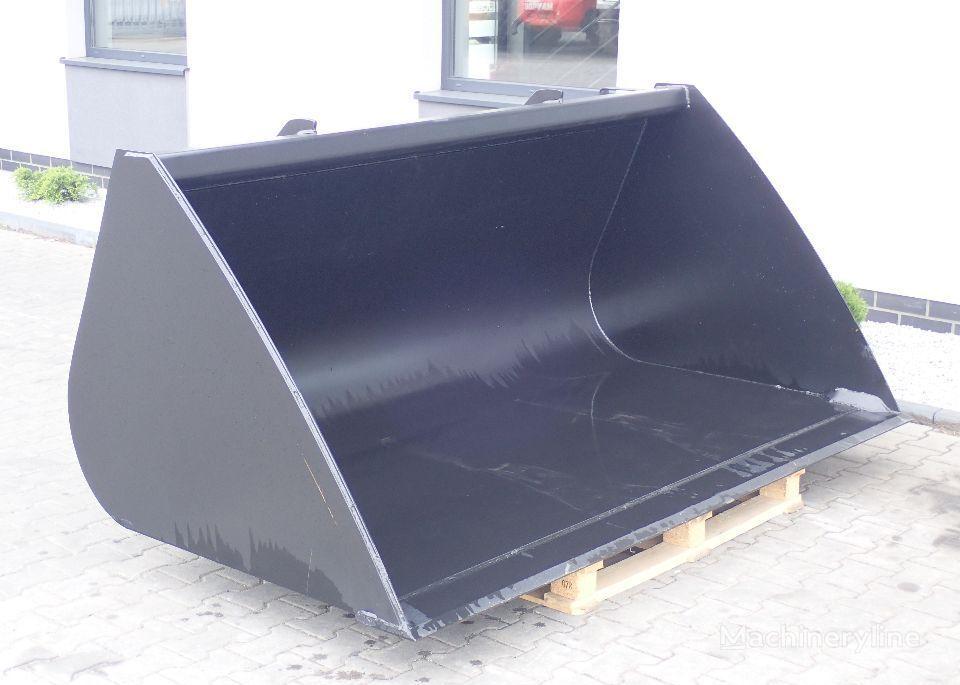 JCB łyżka objętościowa 2 m3 front loader bucket