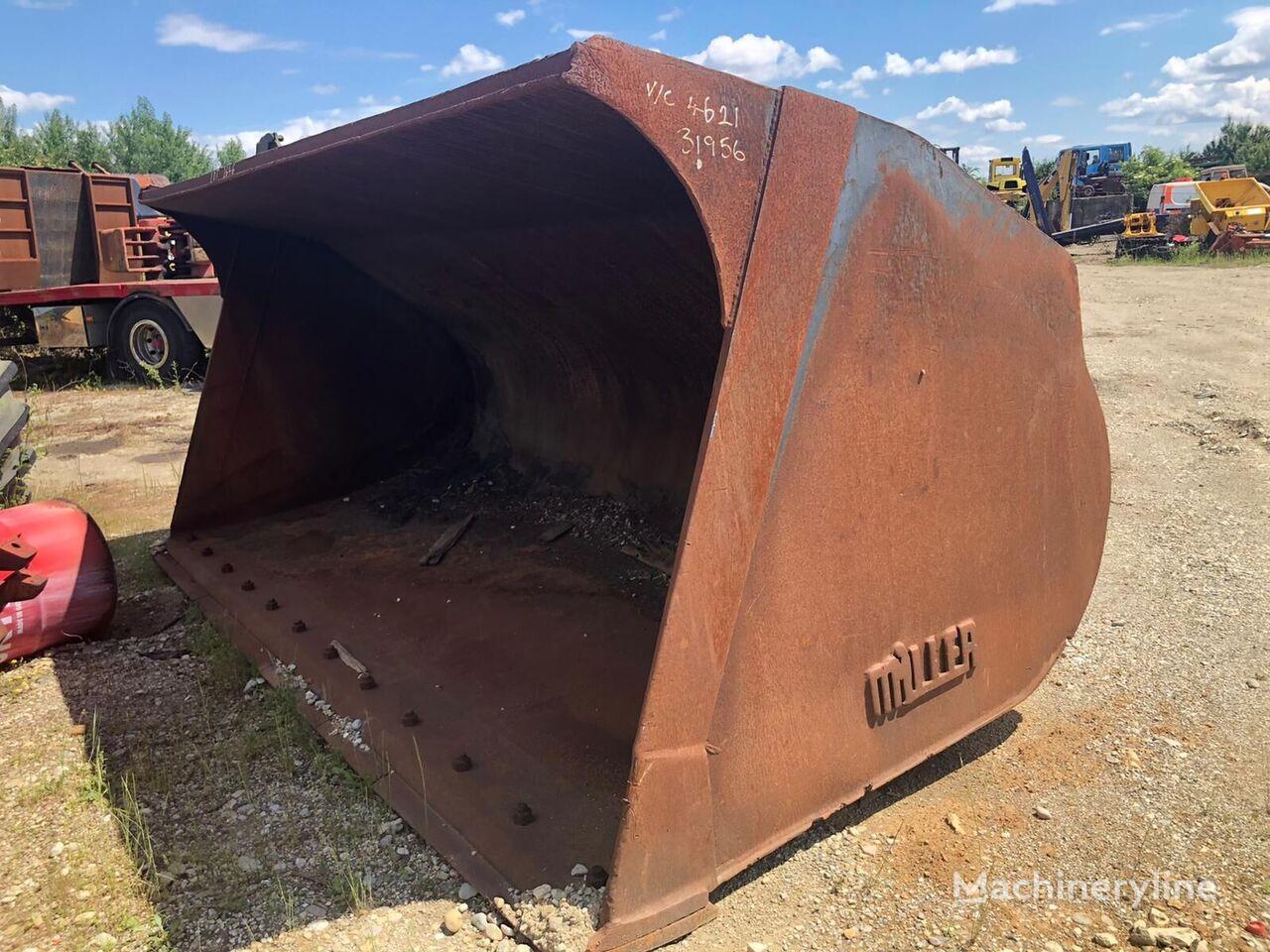 MILLER front loader bucket