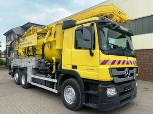 MERCEDES-BENZ 2544 Actros  combination sewer cleaner